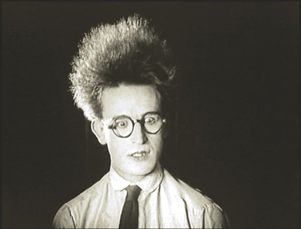 David Lynchs Eraserhead 1977 And Silent Film