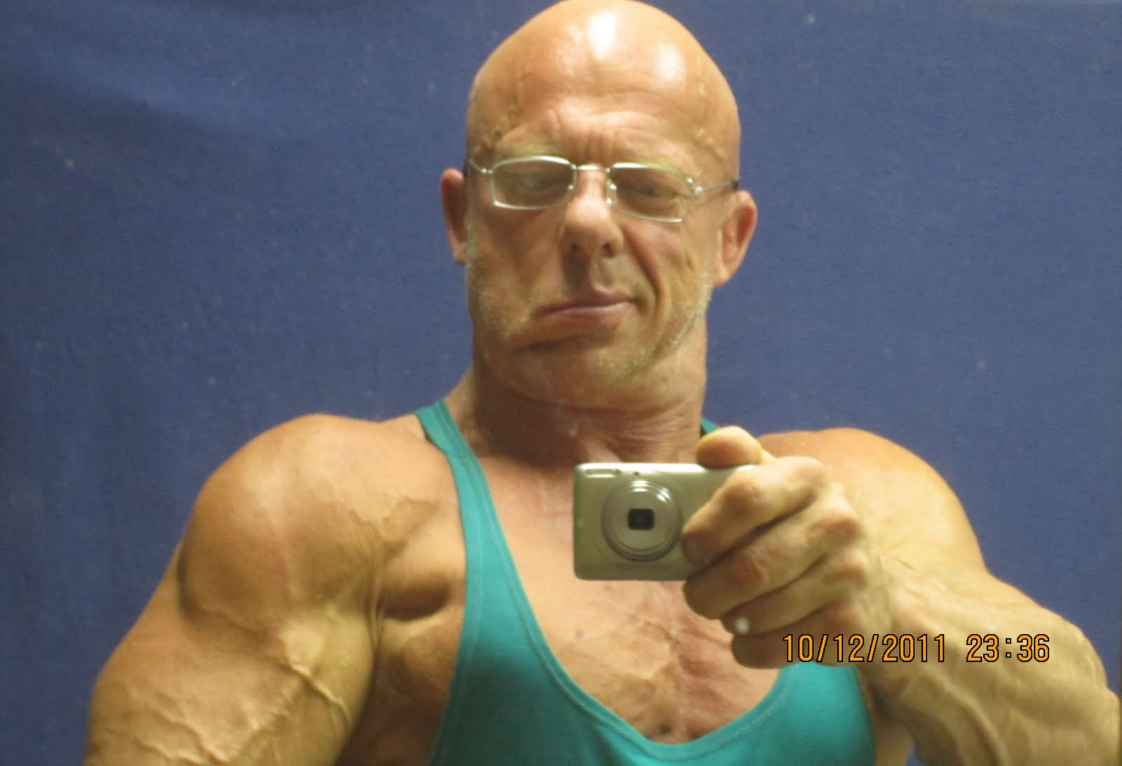 andreas cahling use steroids