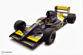 Minardi Lamborghini Formula Uno