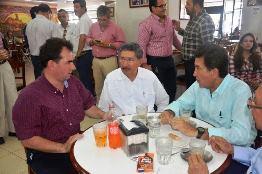 Se renueva el acuerdo hacia el 2018: Héctor Yunes