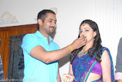 Reshma Birthday Celebrations in Jai SriRam Sets-thumbnail-6