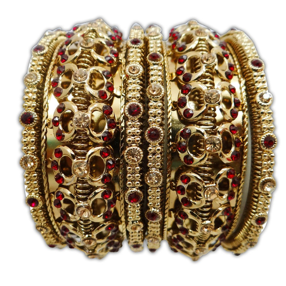 Indian Traditional Bridal Bangles;Wedding Kada/Bracelet
