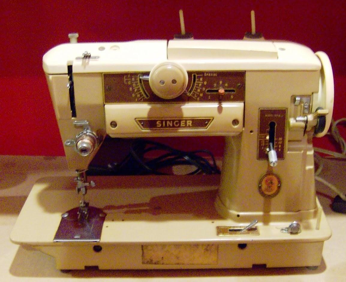 singer 401 sewing machine manual