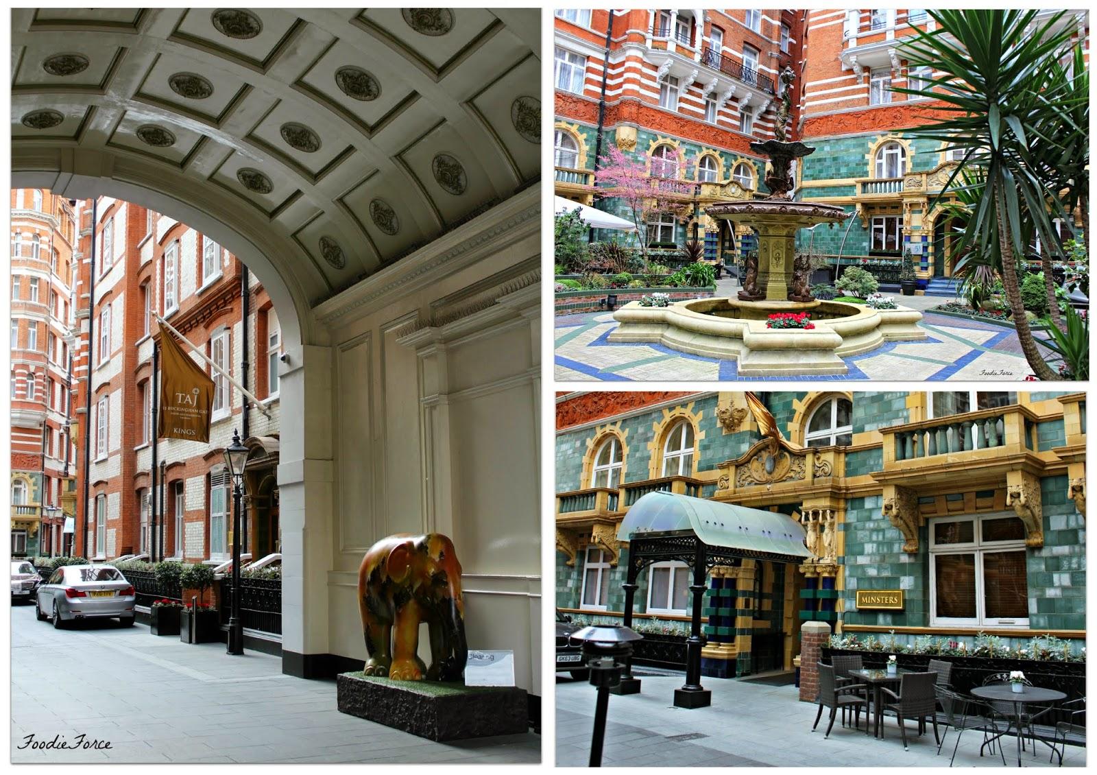 St James Court Hotel London