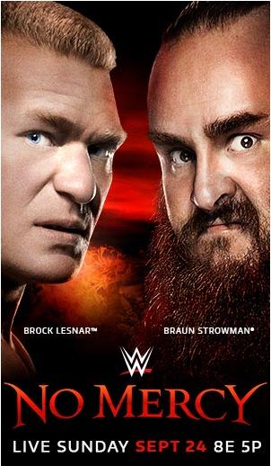 Ver WWE No Mercy 2017 En Vivo Online