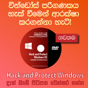 Hack and Protect Windows