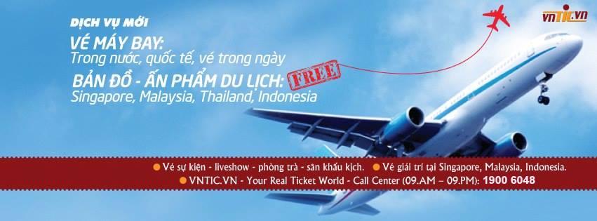 đặt vé máy bay giá rẻ vietjet