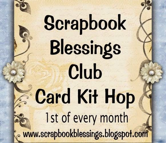 March 2015 Mini Card Kit Blog Hop