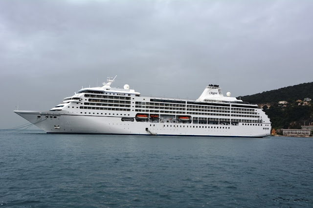 Regent Seven Seas Marinor Villefranche