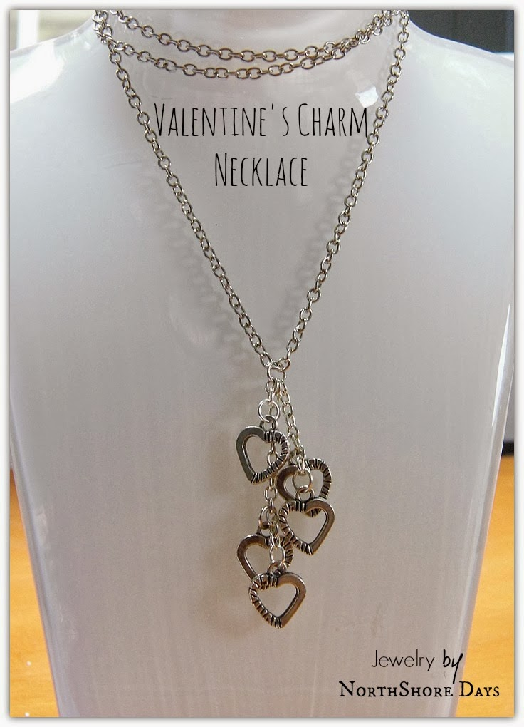 Valentine's Charm Necklace