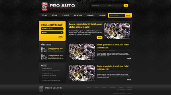 Web-Design-ProAuto