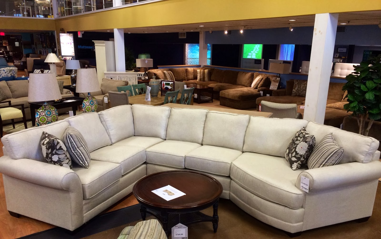 Lexie 4 Piece Sectional By England