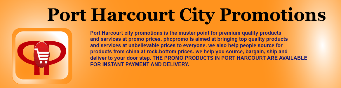 Port Harcourt  City Promotions