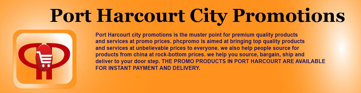 Port Harcourt  City Promotions