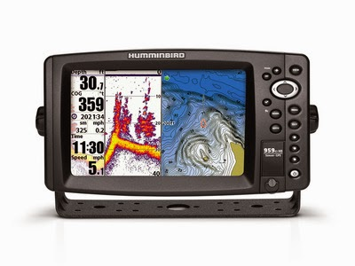 Alesta yacht fish finders for Utah fish finder