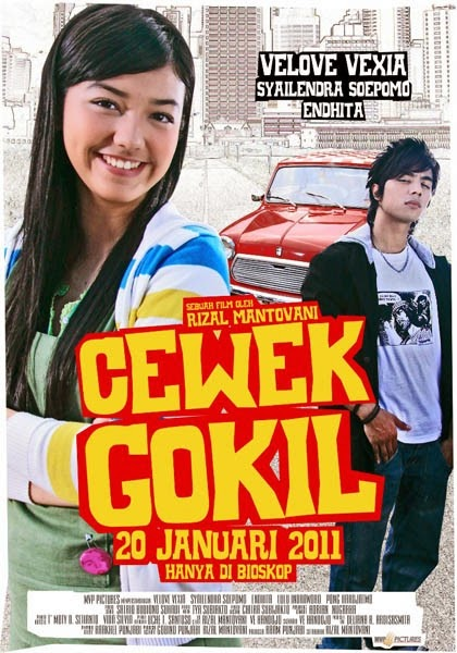 Download Film Cewek Gokil (2011) DVDRip Full Movie