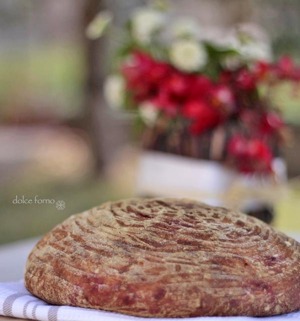 pane, colori d'autunno e ti racconto...
