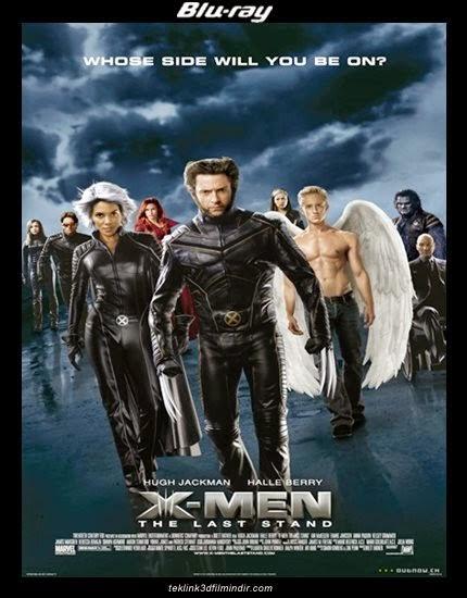 X-Men: Son Direniş: X-Men: The Last Stand (2006) afis