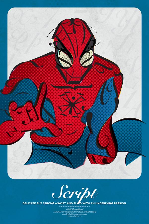 Spider-Man - Script