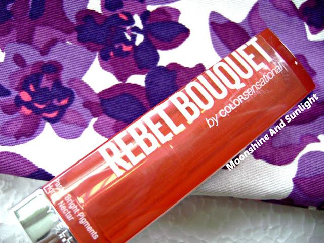 Maybelline Rebel Bouquet REB02, REB05 Review and Swatch || #SpringUpYourSummer