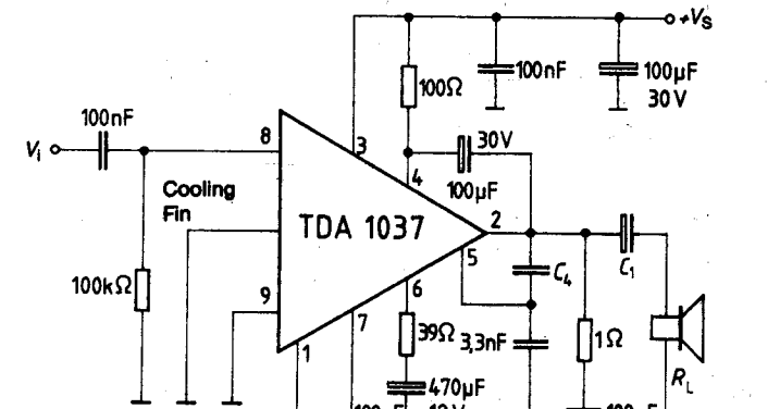 Magnificent Schematic Audio Amplifier With Ic An5260 Basic Electronics Wiring Wiring Cloud Favobieswglorg
