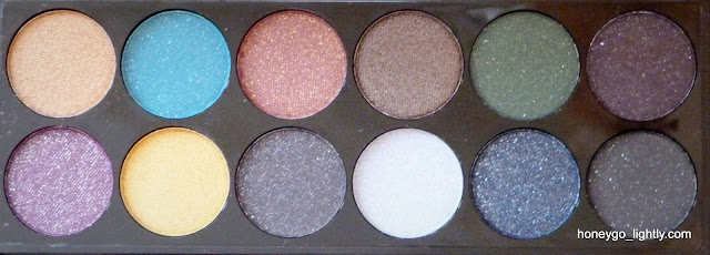 sleek palette review