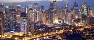 Uçakla İstanbul'dan Manilaya