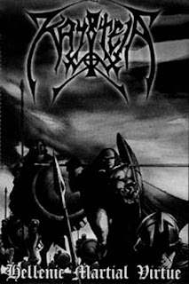 Krypteia - Hellenic Martial Virtue [Demo] (2004)
