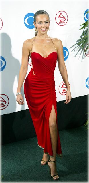 Thalia ya es una celebridad más de Hollywood