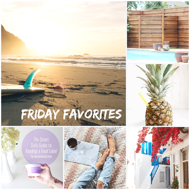 Ioanna's Notebook - Friday Favorites #17 - An horizontal backyard fence - Pineapple Coconut Daquiri in a pinapple cup - The smart guide to reading a food label - 21 Things that girls born after 1999 will never understand - Mykonos Quick Travel Guide