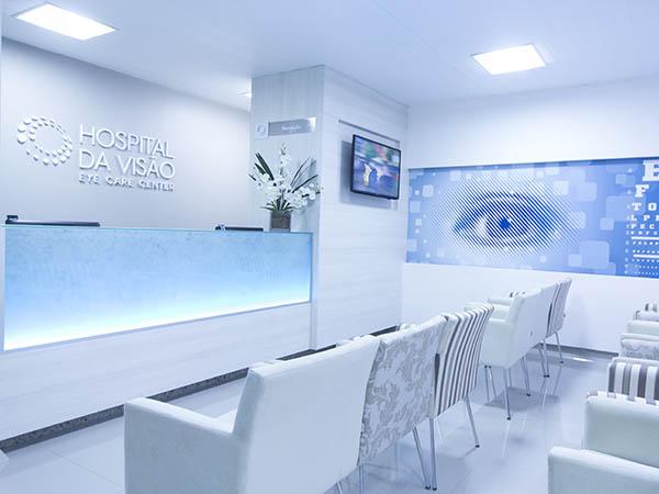 Hospital da Visão Campina Grande