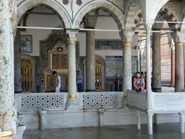 Стамбул. Дворец Топкапи
