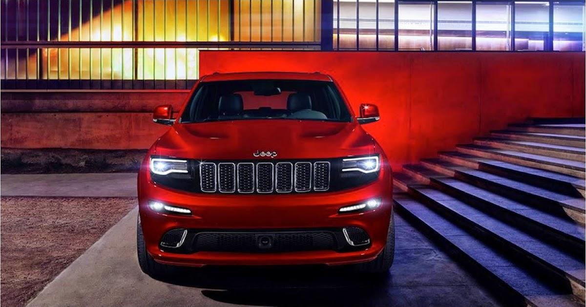 2015 Jeep Grand Cherokee >> AUTOS AMÉRICAINES BLOG: 2017 Jeep Grand Cherokee Trackhawk ...