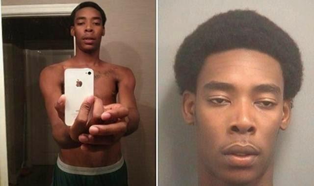 maling selfie