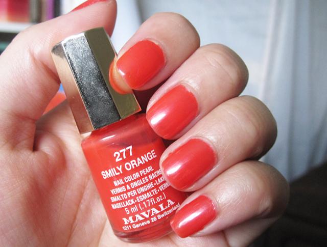 Review & Swatches: Mavala Jelly Effect Collection - Happy Cherry, Smily Orange & Jammy Plum