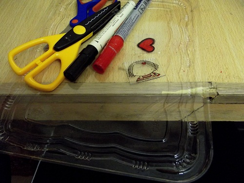 C Is For Craft Tutorial Diy Shrinky Dink From Plastic Container