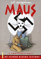 Cover of Maus by Art Spiegelman