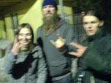 Amon Amarth, Bucuresti, Arenele Romane, 19 noiembrie 2011 - cu Johan Hegg
