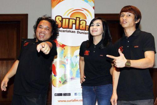 Malaysia, Berita, Gossip, Selebriti, Artis Malaysia, Deejay Suria FM, Lotter AF4, Masih, Ingin, Menyanyi