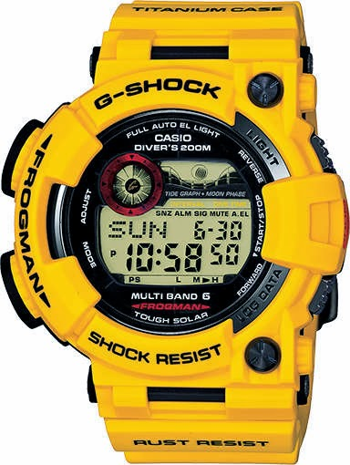Casio G-Shock GWFT1030E-9