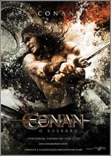 Baixar Filme Conan, O Bárbaro    Dublado