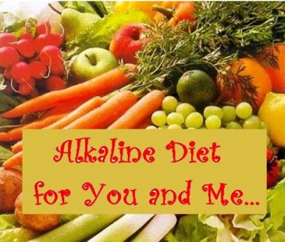 alkaline diet benefit