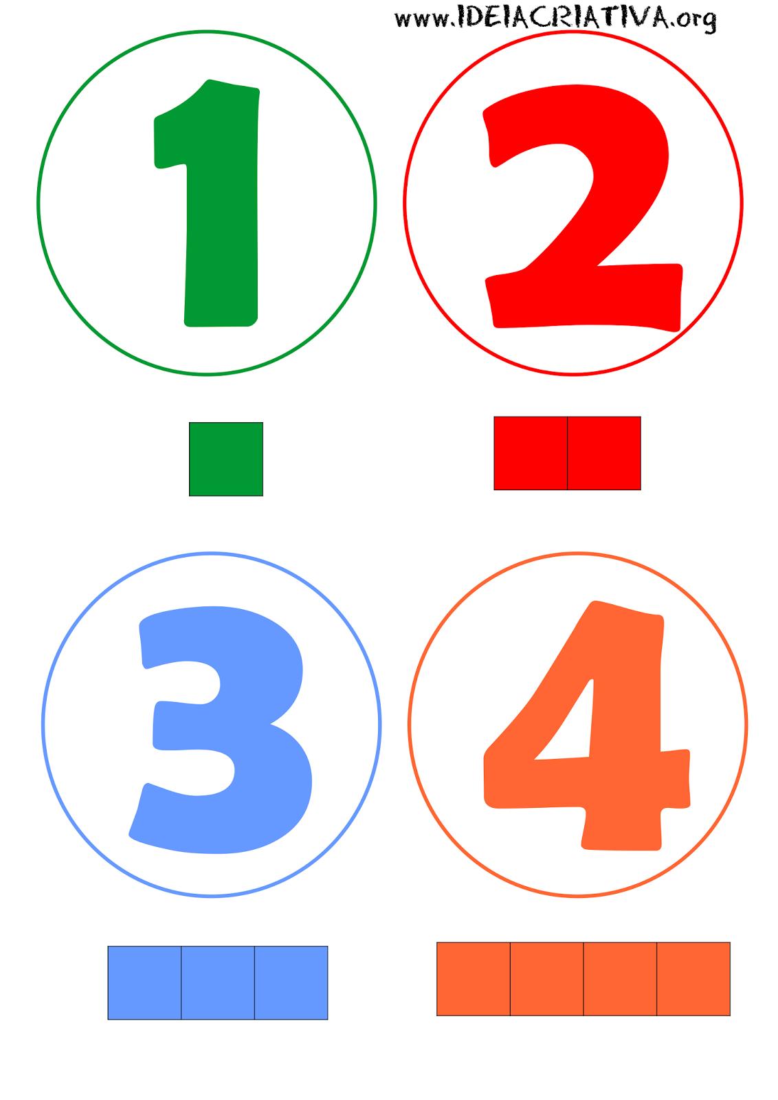 Atividade Número e Quantidade Material concreto