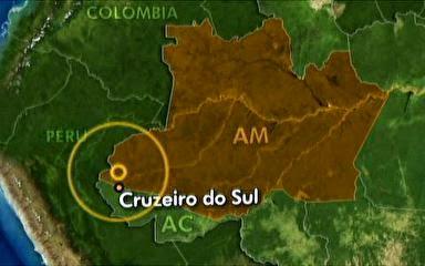 Terremoto no Amazônia