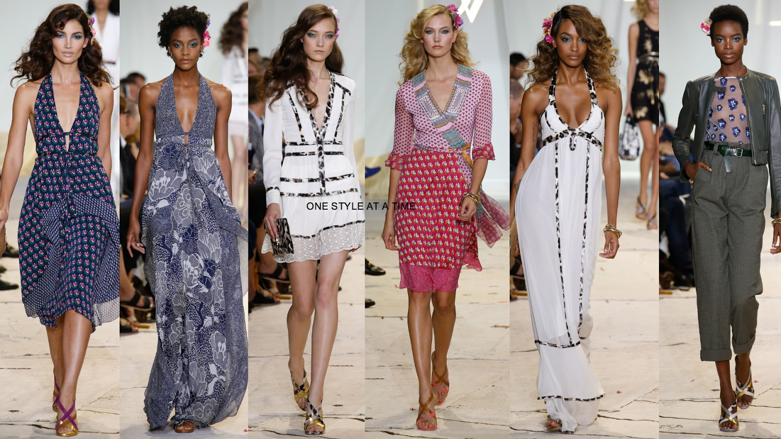 NYFW: FEMININE BEAUTY ON THE RUNWAY FOR SPRING '16