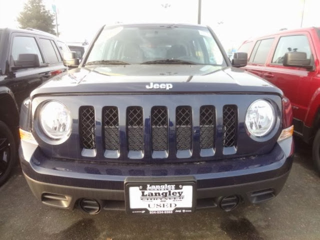 Jeep Patriot Sport 2014