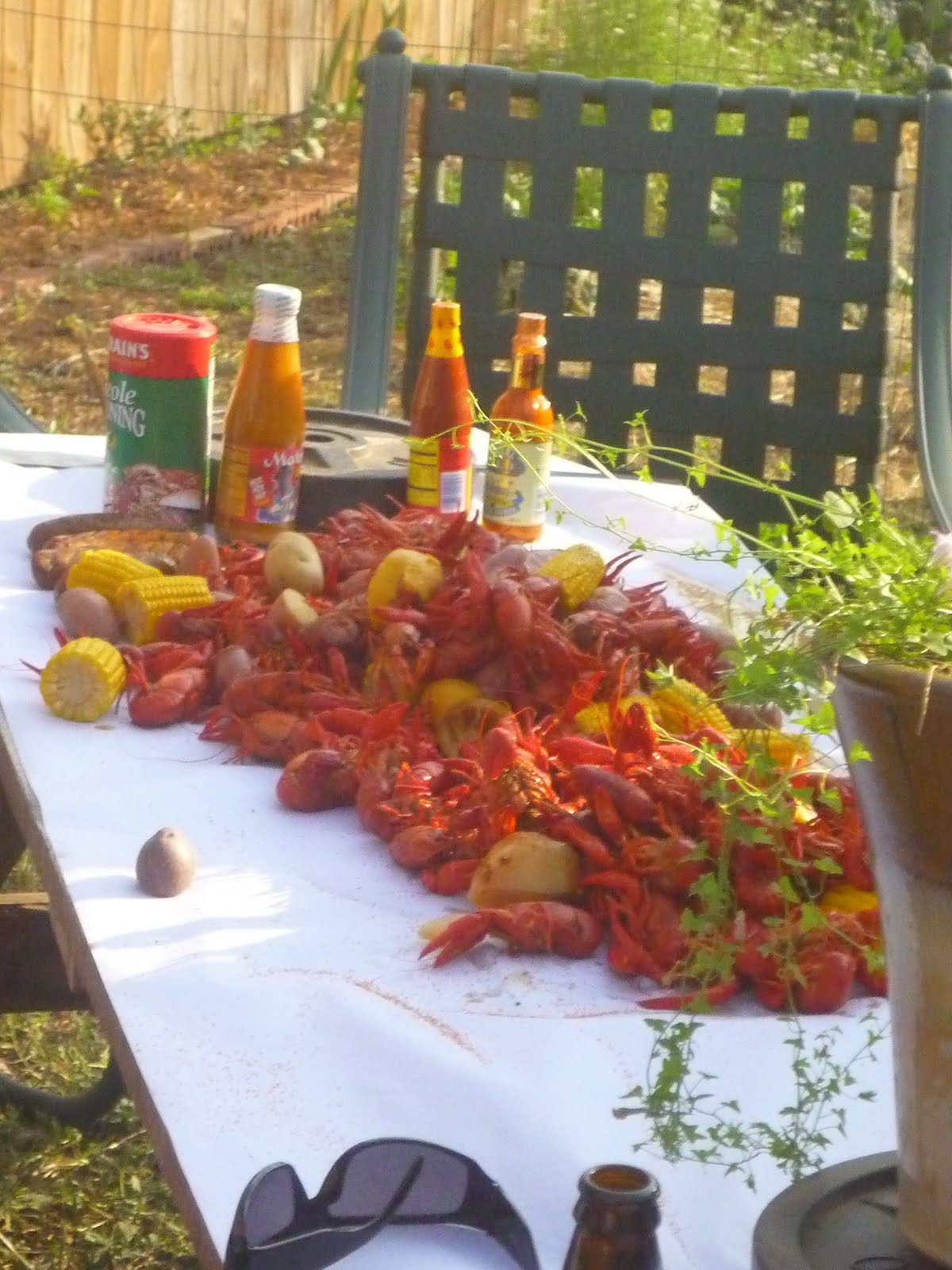 A Friend Of Mine From Louisiana Told Me That It's Custom To Ask Your Guests  For $5 Per Head, To Help Out With The Cost Of The Boil