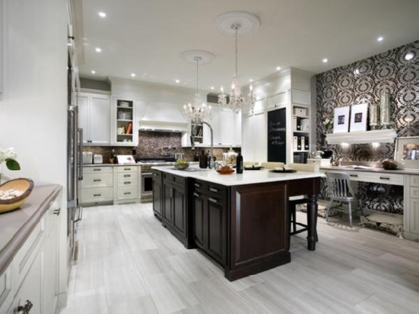 Kitchen tiles ideas uk for Uk kitchen ideas
