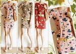Long Sleeves Bunny Dress + Belt SOLD OUT