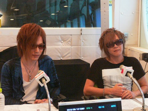 ONAIR MUSIC CHART - Uruha y Kai [2010.09.19] (TOKYO FM) Tokyofm2